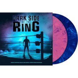 Dark Side of the Ring Soundtrack (Wade MacNeil, Andrew Gordon Macpherson) - cd-carátula
