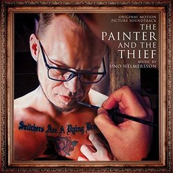 The Painter and the Thief サウンドトラック (Uno Helmersson) - CDカバー