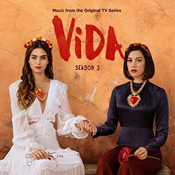 Vida, Season 3: A Mi Me Vale Soundtrack (Las Vergas) - CD cover