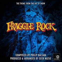 Fraggle Rock: Fraggle Rock Soundtrack (Philip Balsam) - CD cover