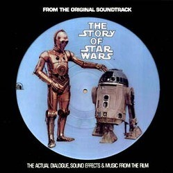 The Story of Star Wars Soundtrack (John Williams) - CD cover