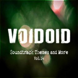 Soundtrack Themes and More Vol. 14 Trilha sonora (Voidoid , Various Artists) - capa de CD