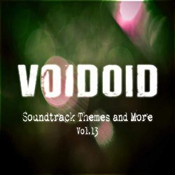 Soundtrack Themes and More Vol 13 Trilha sonora (Voidoid , Various Artists) - capa de CD