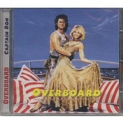 Overboard / Captain Ron Soundtrack (Alan Silvestri) - CD-Cover