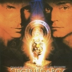 Siegfried & Roy / What Woman Want Soundtrack (Alan Silvestri) - CD cover