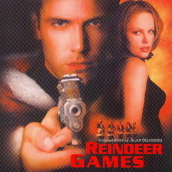 Reindeer Games Soundtrack (Alan Silvestri) - CD cover