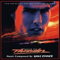 Days of Thunder / Radio Flyer Soundtrack (Hans Zimmer) - CD cover
