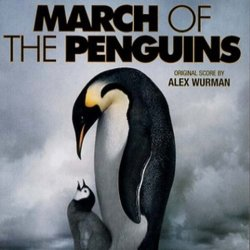 March of the Penguins Soundtrack (Alex Wurman) - CD-Cover
