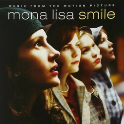 Mona Lisa Smile Soundtrack (Various Artists, Rachel Portman) - CD cover