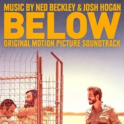 Below Soundtrack (Ned Beckley, Josh Hogan) - CD cover