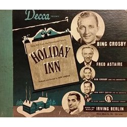 Holiday Inn Bande Originale (Irving Berlin, Irving Berlin) - Pochettes de CD
