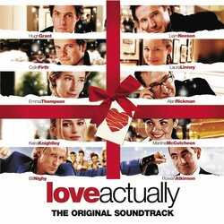 Love Actually Soundtrack (Craig Armstrong, Various Artists) - CD cover