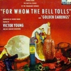 For Whom the Bells Tolls / Golden Earrings サウンドトラック (Victor Young) - CDカバー