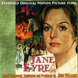 Jane Eyre Soundtrack (John Williams) - CD-Cover