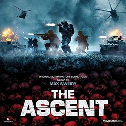 The Ascent 聲帶 (Max Sweiry) - CD封面
