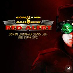 Command & Conquer: Red Alert Soundtrack (Frank Klepacki) - CD cover