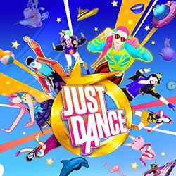 Just Dance Soundtrack (Various artists) - CD cover