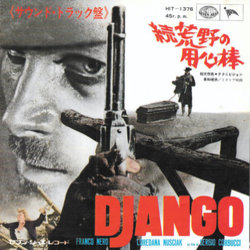 Django Soundtrack (Bruno Nicolai) - CD cover