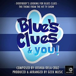 Blue's Clues You: Everybody's Looking For Blues Clues - Joshua Dela Cruz