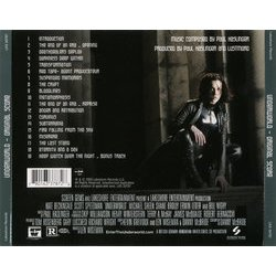 Underworld Soundtrack (Paul Haslinger) - CD Trasero
