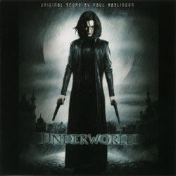 Underworld Soundtrack (Paul Haslinger) - Carátula
