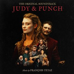 Judy & Punch Soundtrack (François Tétaz) - CD cover
