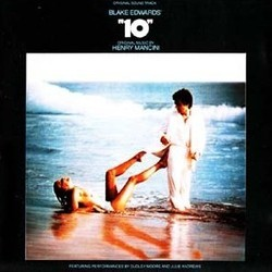 10 Soundtrack (Various Artists, Henry Mancini) - CD cover