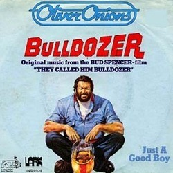They Called Him Bulldozer Soundtrack (Oliver Onions ) - CD cover