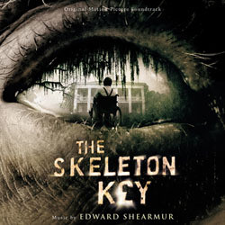 The Skeleton Key Soundtrack (Various Artists, Edward Shearmur) - Car�tula