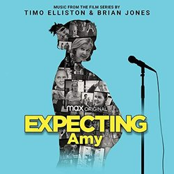 Expecting Amy Colonna sonora (	Timo Elliston, Brian Jones) - Copertina del CD