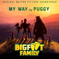 Big Foot Family: My Way Soundtrack ( Puggy) - CD cover