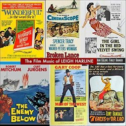 The Film Music of Leigh Harline Soundtrack (	Leigh Harline, Lionel Newman	) - CD cover