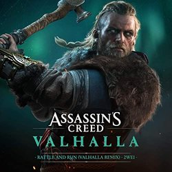 Assassin's Creed Valhalla: Rattle and Run Valhalla Remix Soundtrack (2WEI ) - CD cover