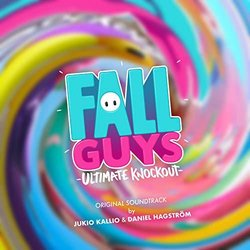 Fall Guys - Ultimate Knockout Soundtrack (Daniel Hagström, Jukio Kallio) - CD cover