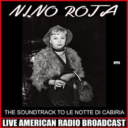 The Soundtrack to Le Notte Di Cabiria, Vol.1 Trilha sonora (Nino Rota) - capa de CD