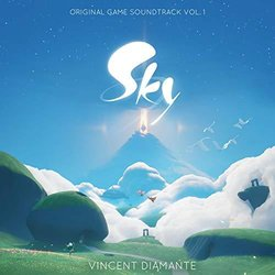 Sky, Vol. 1 Soundtrack (Vincent Diamante) - CD cover