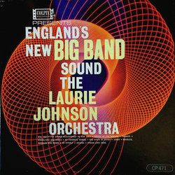 England's New Big Band Sound - Laurie Johnson, Various Artists