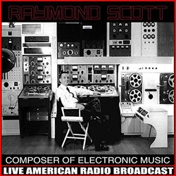 Composer Of Electronic Music Soundtrack (Raymond Scott) - CD-Cover