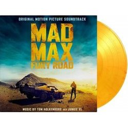 Mad Max: Fury Road Soundtrack (Tom Holkenborg,  Junkie XL) - cd-inlay