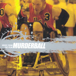 Murderball Soundtrack (Various Artists, Jamie Saft) - Car�tula