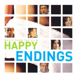 Happy Endings Soundtrack (Various Artists) - Car�tula