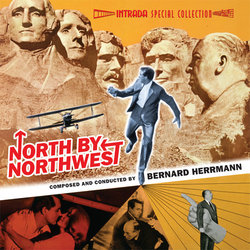 North by Northwest Bande Originale (Bernard Herrmann) - Pochettes de CD
