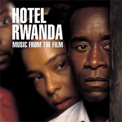 Hotel Rwanda Soundtrack (Various Artists, Rupert Gregson-Williams) - CD cover