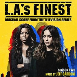 L.A.'s Finest: Season Two Bande Originale (Jeff Cardoni) - Pochettes de CD