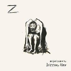 Z Soundtrack (Brittany Allen) - CD-Cover