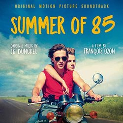 Summer of 85 Soundtrack (Jb Dunckel) - CD cover