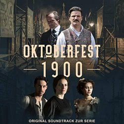 Oktoberfest 1900 Soundtrack (Michael Klaukien) - CD cover