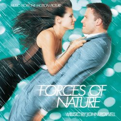 Forces of Nature Bande Originale (John Powell) - Pochettes de CD