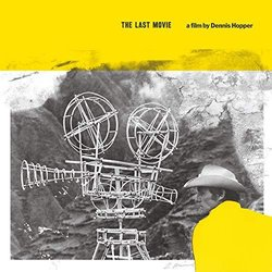 The Last Movie Soundtrack (Various artists) - CD cover
