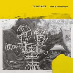 The Last Movie Soundtrack (Severn Darden, Chabuca Granda, Kris Kristofferson, John Buck Wilkin) - CD cover